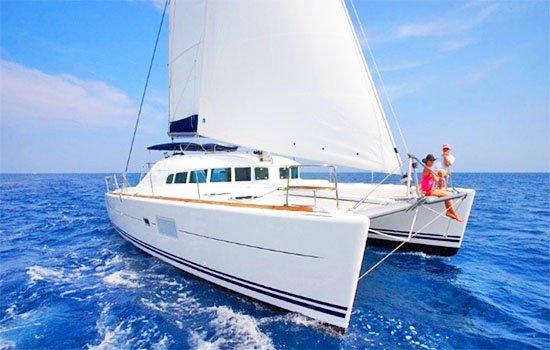Half Day Sail Charter
